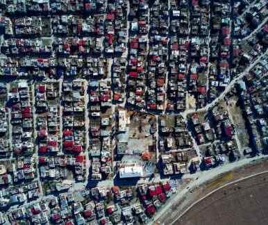 Adana in der Türkei